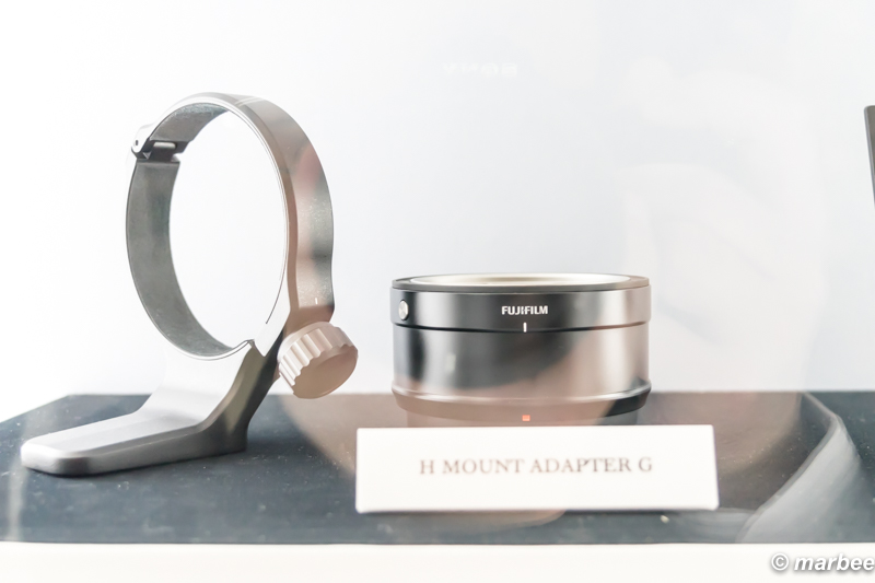 H MOUNT ADAPTER G