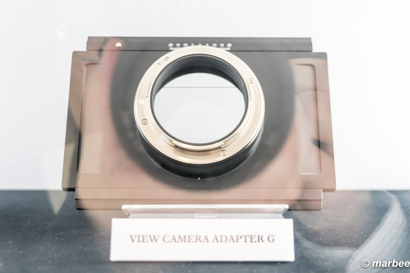 VIEW CAMERA ADAPTER G