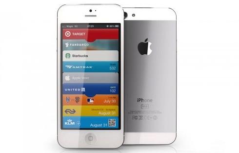 新しいiPhone白20120623