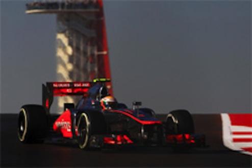 2012F1アメリカGP決勝
