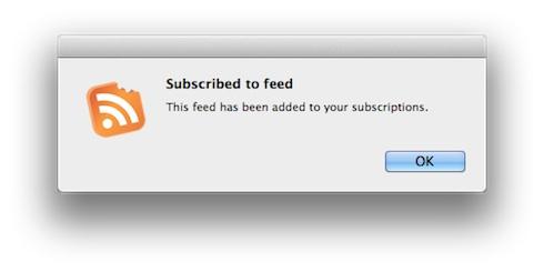 ブログの購読をGruml(=GoogleReader)に登録できます。