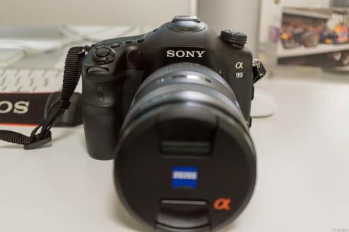 SONY Vario-SonnarT*24-70mmF2.8ZA SSM
