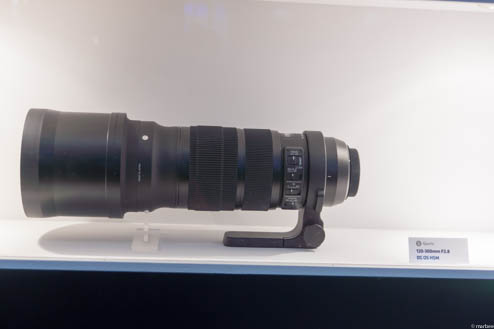 SIGMA120-300mmF2.8 DG OS HSM