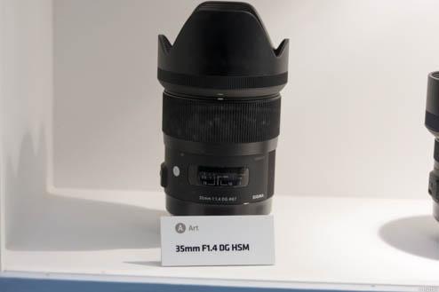 SIGMA35mmF1.4 DG HSM