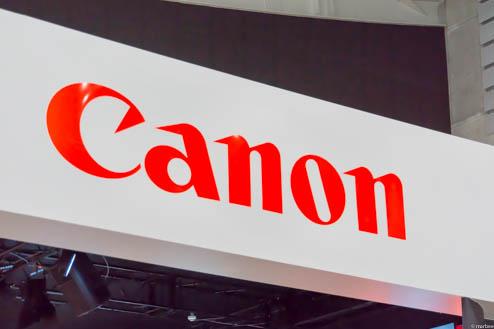 CP+2013Canonブース
