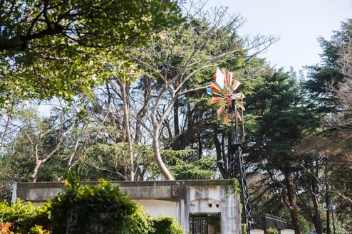 フランス公使館後