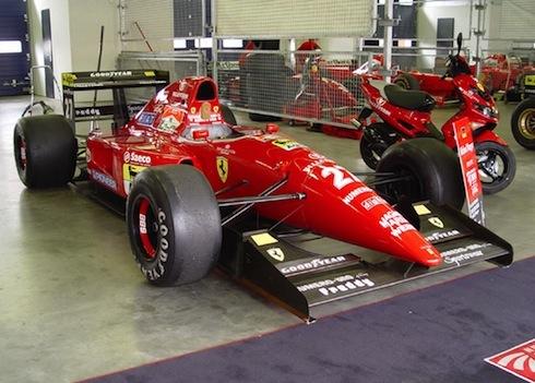 Ferrari-F92-A