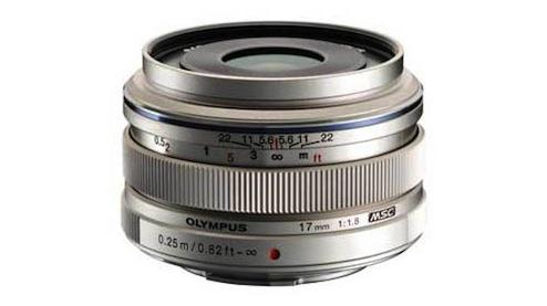 OLYMPUS17mmF1.8