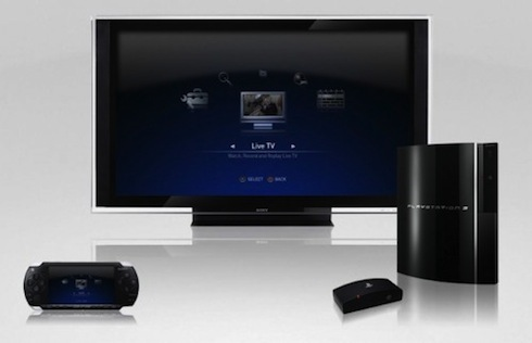 TV-Sony-PSP-Playstation