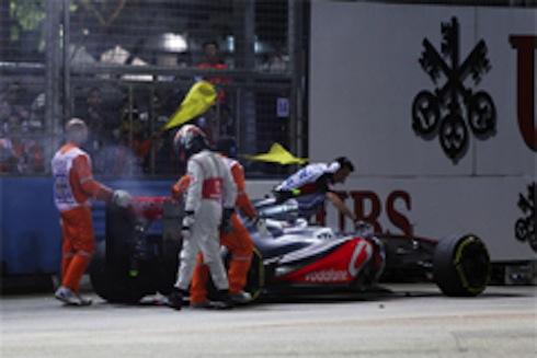 2012年F1シンガポールGP決勝