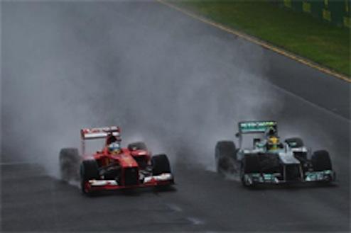 2013f1オーストラリアGP予選Q1