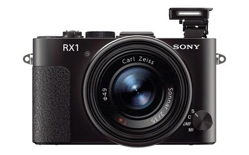 SONY_RX1(正面)