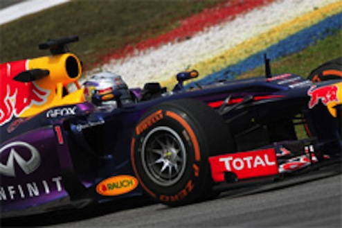 2013F1マレーシアGP予選