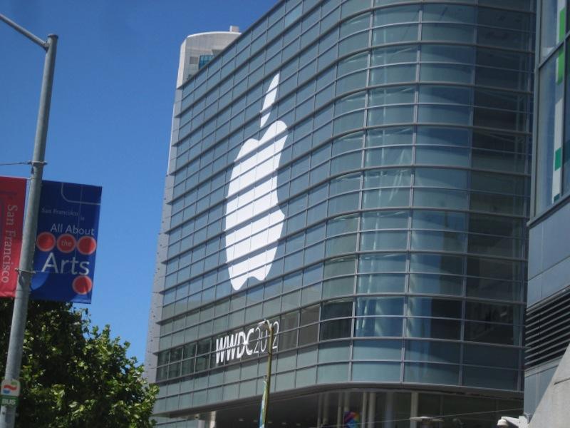 WWDC2012会場
