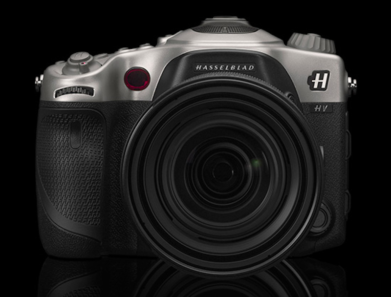 Hasselblad HV 正面